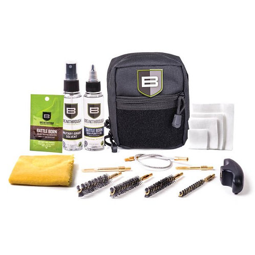 QWIC-P PULL THROUGH CLEANING KIT