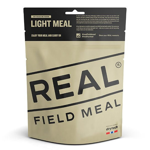 REAL FIELD MEAL Blueberry and Vanilla Muesli