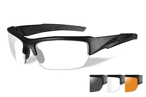 WX Valorclear/grey/light rust /matte black frame