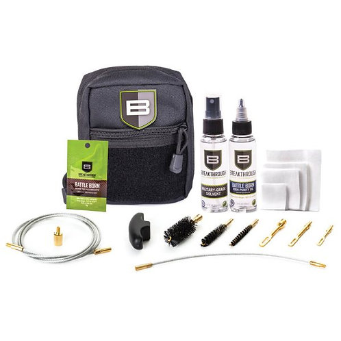 QWIC-3G PULL THROUGH CLEANING KIT