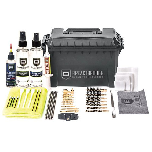 AMMO Can Cleaning Kit with HP PRO Oil