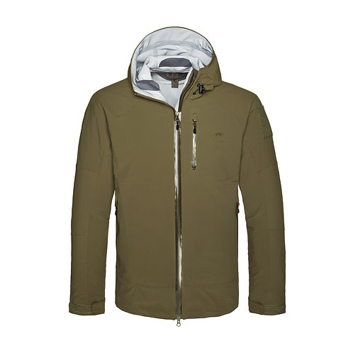 TT DAKOTA RAIN M'S JACKET  OLIVE GREEN