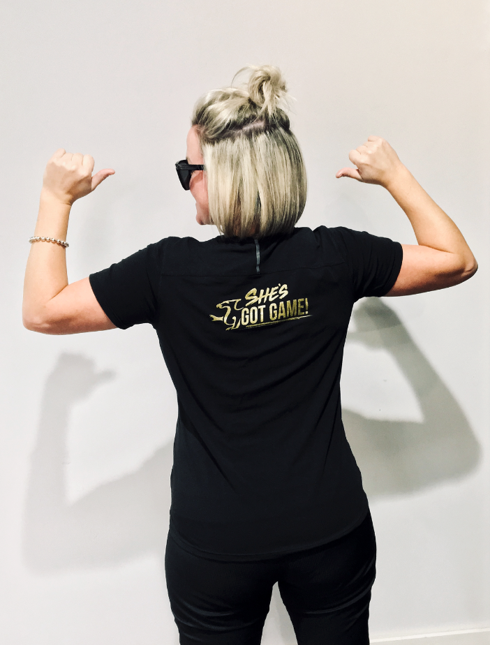 MPG Smithie Tee - Womens - Here's to Strong Women