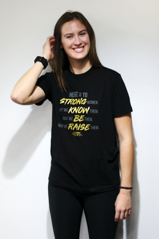 Jerico Bamboo - BLACK - Womens - Here's to Strong Women