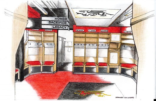 womens varsity hockey locker rm render2