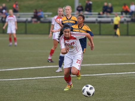 Athlete Spotlight: Victoria Hinchliffe (Soccer)