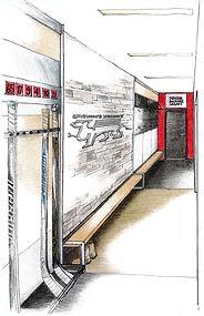 womens varsity hockey locker rm render1