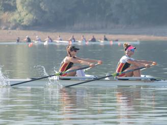Athlete Spotlight: Carly Zanatta and Kaitlyn Dennis (Rowing)