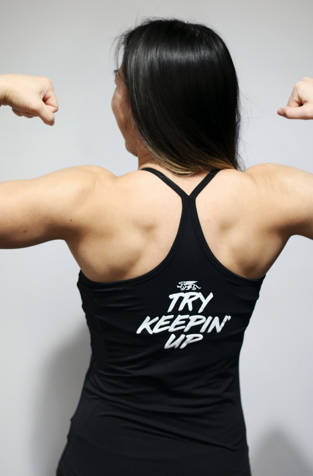 MPG Essential Tank - Women - Try Keepin' Up