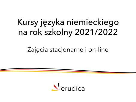 Zapraszamy do zapisów na rok szkolny 2021/2022!