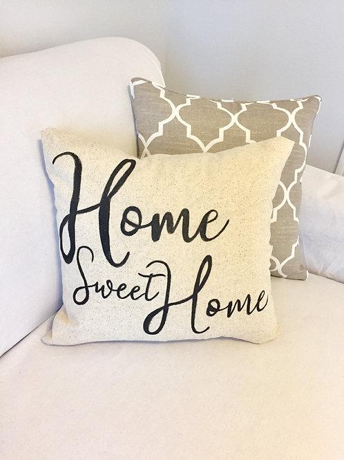 Pre-designed Word Pillows