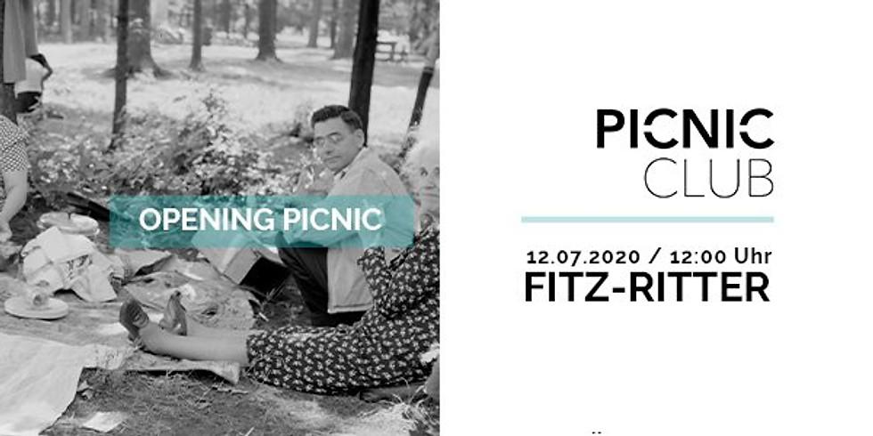 PICNIC CLUB - OPENING PICNIC