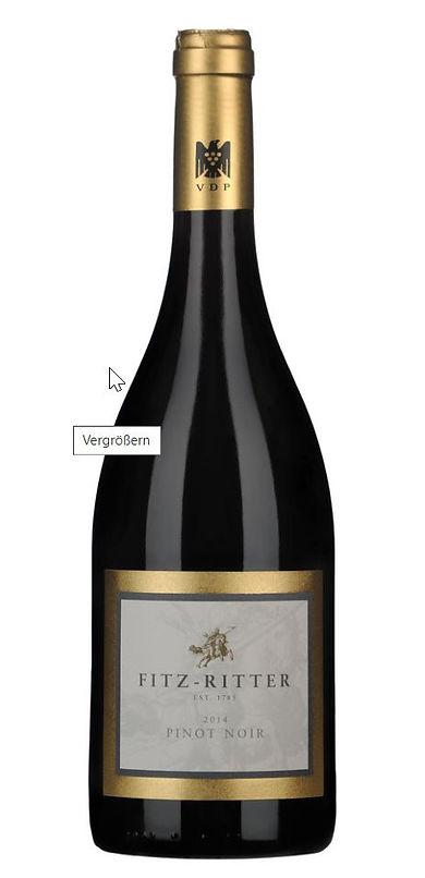 2016 Pinot Noir Rotwein trocken (Barrique gereift)