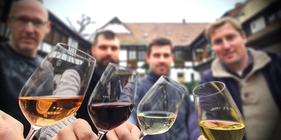 Live Online Weinprobe