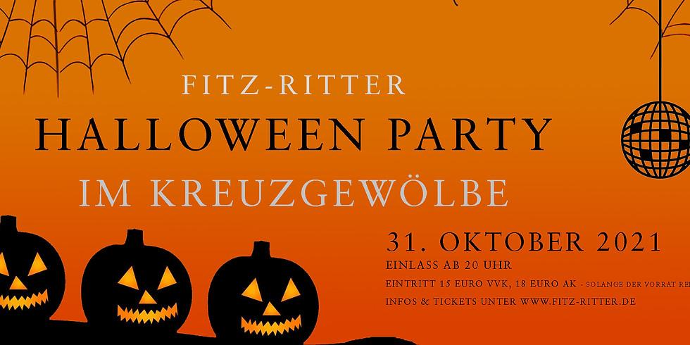 HALLOWEEN PARTY IM KREUZGEWÖLBE