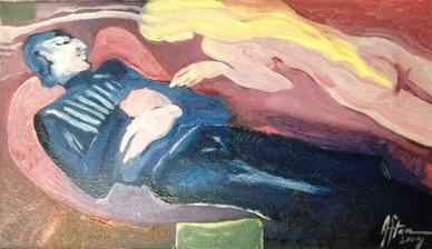La Muse , La Bénédiction