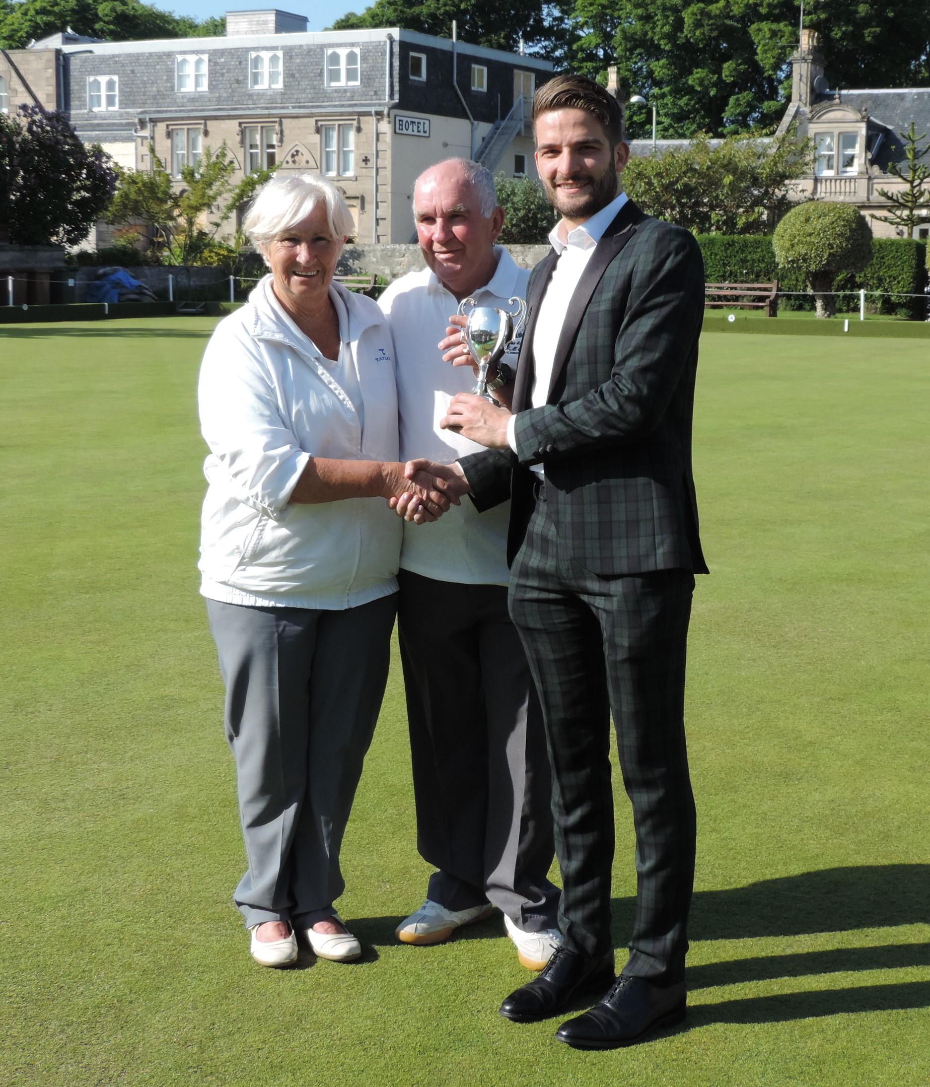 David M Ellen Cup Winners