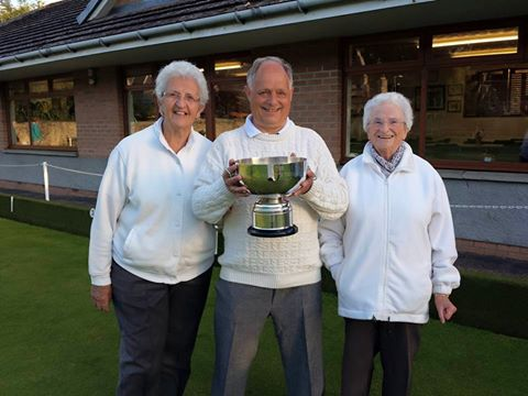 Nairn Open 2015 Winners