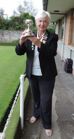 Blackhall winner - Isobel Ralph