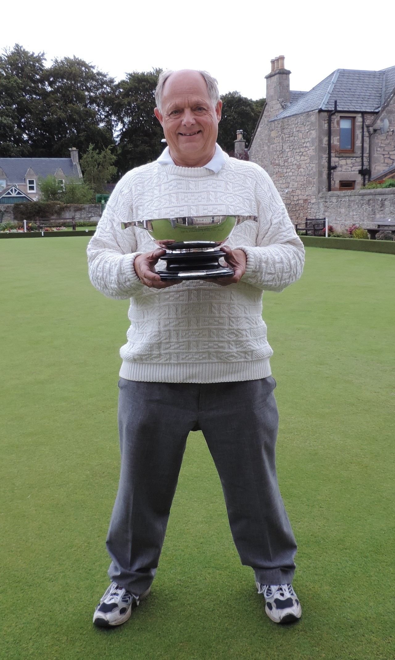 Kings Quaich winner - John Levey