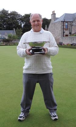 Kings Quaich winner - John Levey