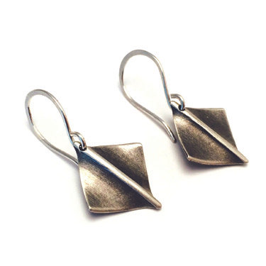 Camden Earrings-silver