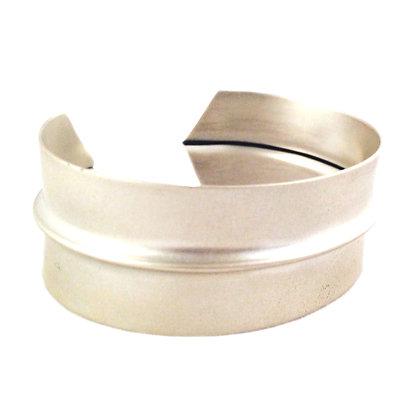 Camden Cuff-silver