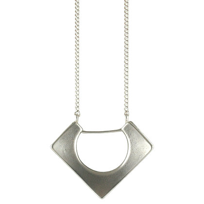 Luvina necklace-silver