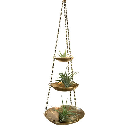 Three Tiered Hanging Basket-small