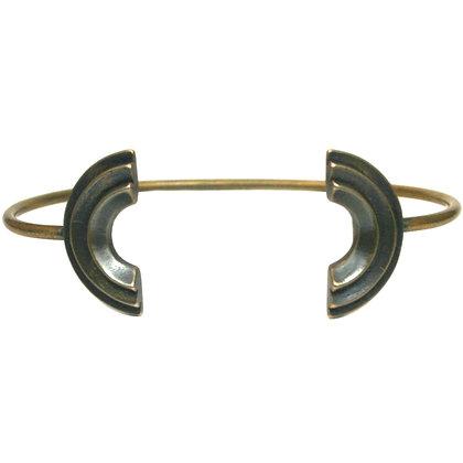 Diya Cuff-bronze