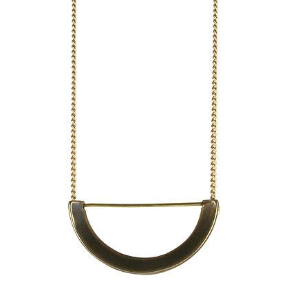 Nora necklace-bronze