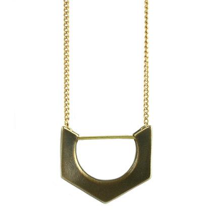 Dana necklace-bronze