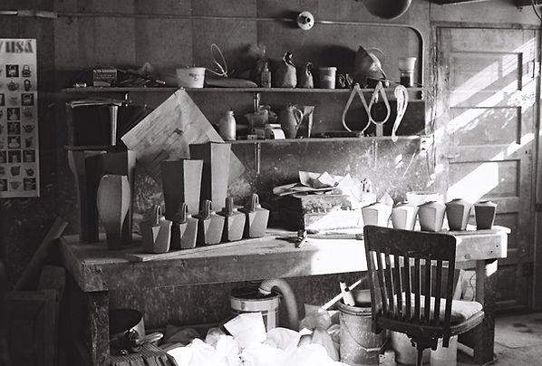 Mark Pharis Pottery