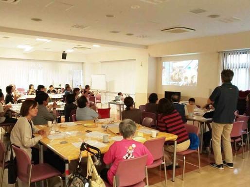 ~講座では学べない実際のコミュニケーションを~ 北九州障害者福祉事業協会 手話カフェ SMILE