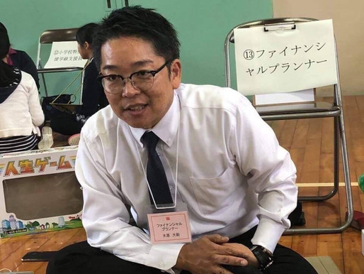 子どもたちに働く喜びを伝える夢授業 〜北九州キャリア教育研究会〜