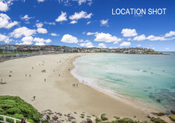 Bondi Beach - Locaction shot