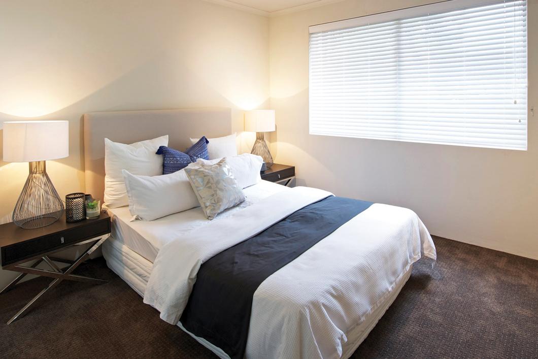 2BR Bedroom