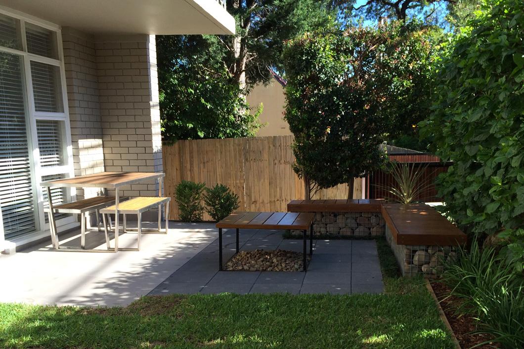 2BR Courtyard