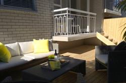 1BR Courtyard