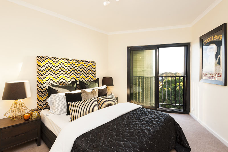 1BR Bedroom