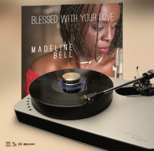 MADELINE BELL – BLESSED WITH YOUR LOVE - LP