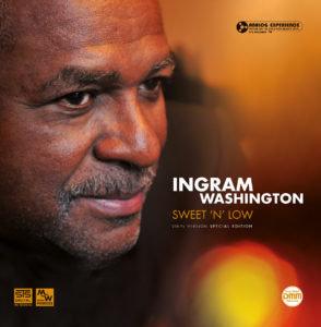 Ingram Washington - LP