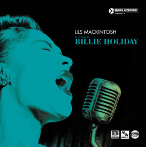 LILS MACKINTOSH – A TRIBUTE TO BILLIE HOLIDAY - LP
