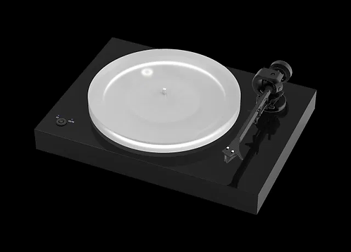 Pro-Ject X2 Piano Black 2M silver Turntable