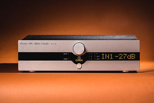 Canor Hybrid amplifier AI 2.10