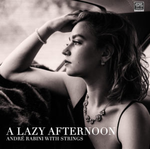 A LAZY AFTERNOON – ANDRÉ RABINI - LP