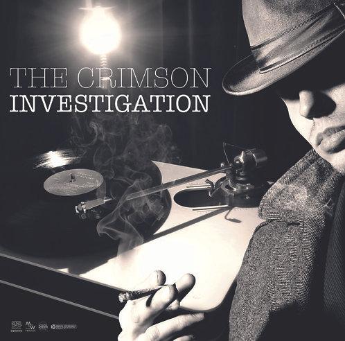 THE CRIMSON INVESTIGATION - LP