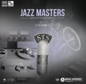 JAZZ MASTERS VOL. 1 - LP