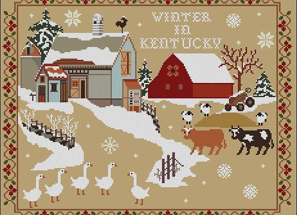 Winter in Kentucky