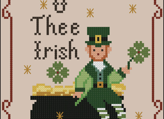 O Thee Irish